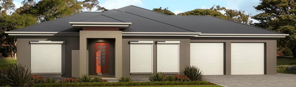 Adam Design House - Rulouri exterioare