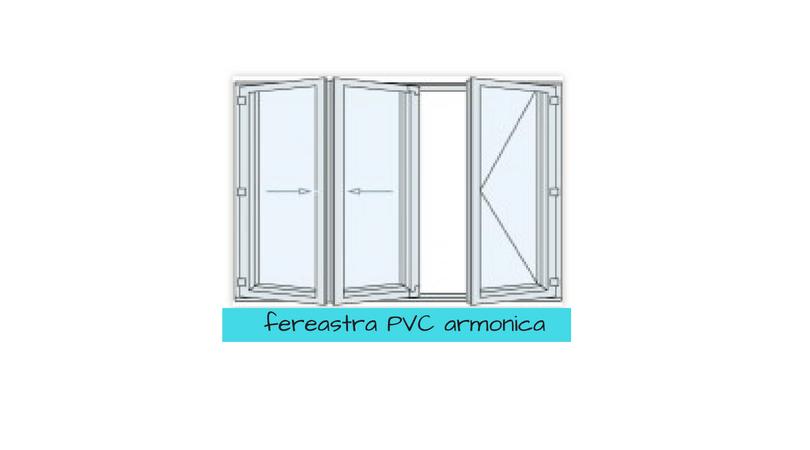 ferestre pvc armonice