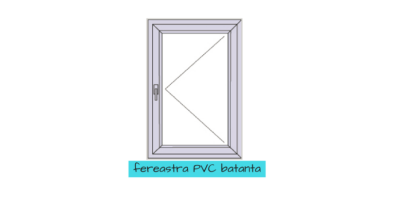 fereastre pvc- batanta