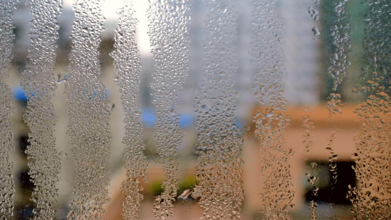 Condensul geamurilor termopan