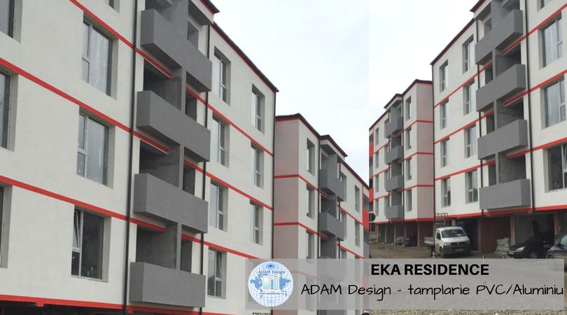 EKA Residence - Tamplarie Pvc Adam Design