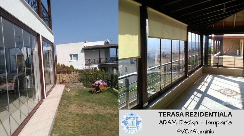 Terasa Rezidentiala - ADAM Design House