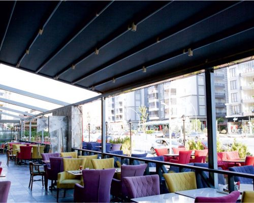 Pergole retractabile Adam Design