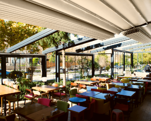 sisteme aluminiu retractabile